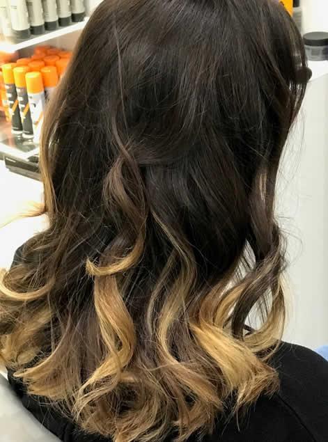 Colours Curls Victoria Salon