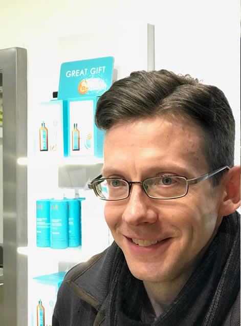Gents Cut Victoria Salon