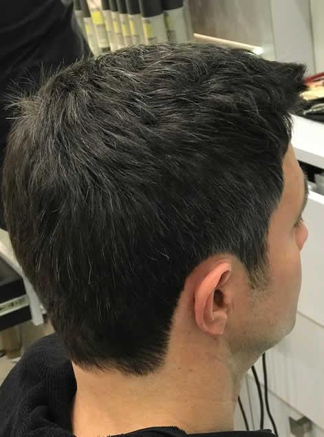Gents Short Cut Victoria Hair Salon