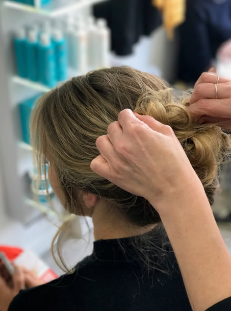 Hair Up Victoria Salon