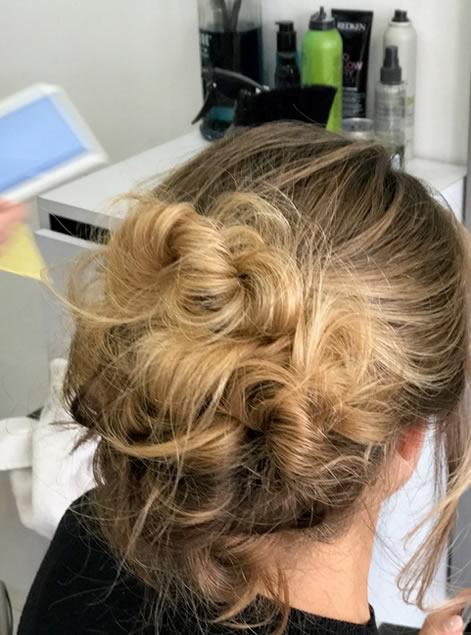 Hair Curling Salon Victoria