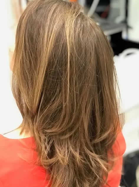 Long Hair VIctoria