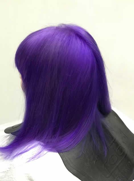 Grunge Hair Style Victoria Hair Salon