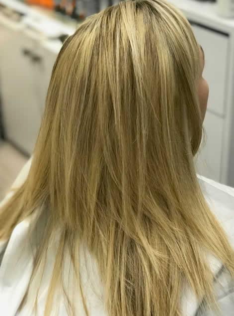 Hair Cut Victoria