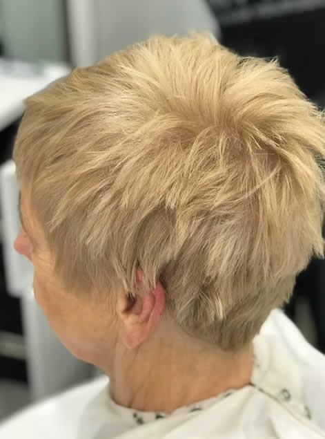 Hair Clouring