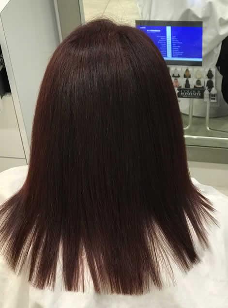 Straight Colour Cut