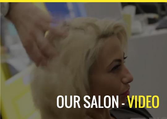 our-salon-video
